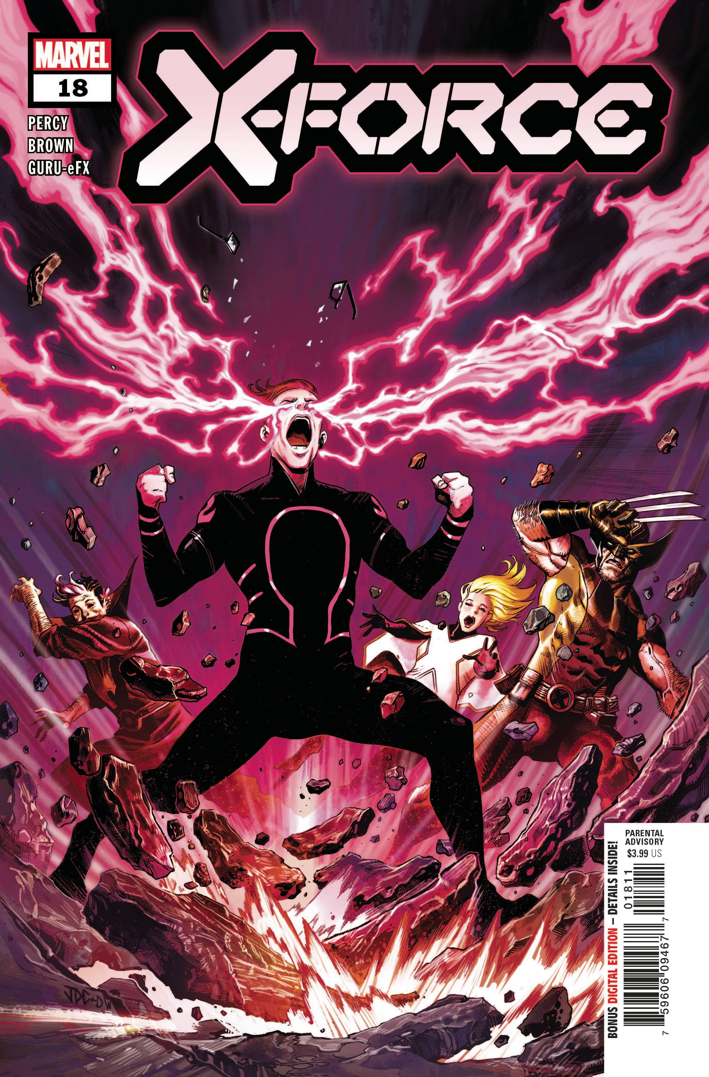 X-Force Vol 6 #18 Cover A