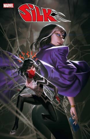 Silk Vol 3 #3 (of 5) Cover A