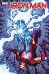 Iron Man Vol 6 Annual #1 Cover A