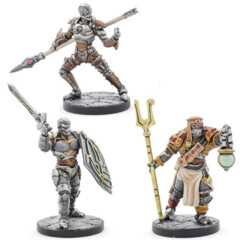 D&D Collector's Series: Eberron Rising from the Last War - Warforged