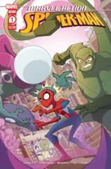 Marvel Action: Spider-Man Vol 3 #1 Cover A