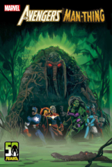 Avengers: Curse of the Man-Thing #1 Cover A