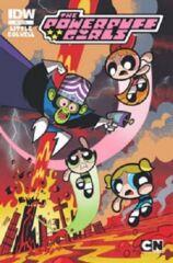 The Powerpuff Girls #6 Cover A