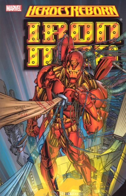 Heroes Reborn: Iron Man Vol 2 #1 TP