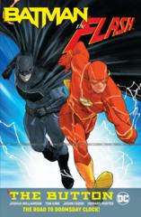 Batman / Flash The Button TP
