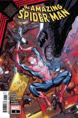 King in Black: The Amazing Spider-Man #1 Cover A
