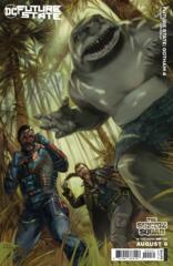 Future State: Gotham #4 Cover C The Suicide Squad Movie Variant