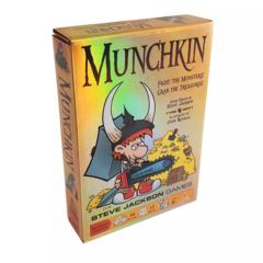 Munchkin Card Game - Mass Market Edition