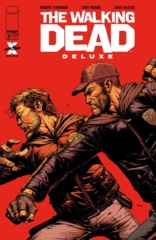 Walking Dead Deluxe #6 Cover A