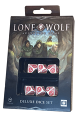 Lone Wolf Adventure Game Deluxe Dice