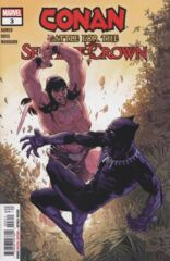 Conan: Battle for Serpent Crown #3 (of 5) Cover A