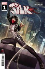 Silk Vol 3 #1 (of 5) Cover A