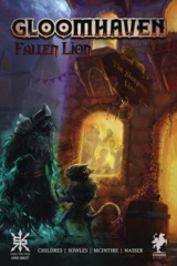 Gloomhaven: Fallen Lion #1 Cover A