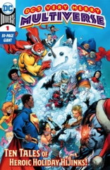 DC's Very Merry Multiverse #1 Cover A