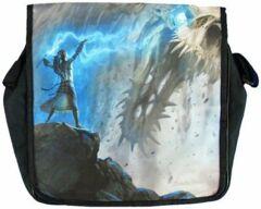 Reptilian Resurrection Gamer Messenger Bag