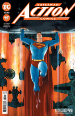 Action Comics Vol 2 #1030 Cover A
