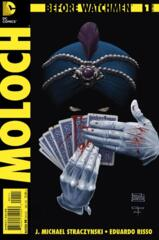 Comic Collection: Before Watchmen - Moloch #1 - #2