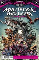 Dark Nights: Death Metal - The Multiverse Who Laughs #1 Cover A