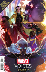 Marvels Voices: Legacy #1 Cover A
