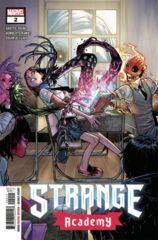 Strange Academy #2 Cover A