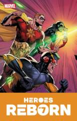 Heroes Reborn #7 (of 7) Cover A