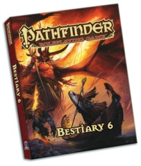 Pathfinder RPG - Bestiary 6 (Pocket Edition)