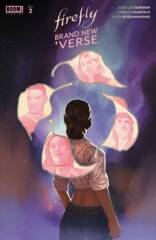 Firefly: Brand New Verse #2 Cover A