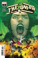 The Union #4 (of 5) Cover A