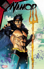 King in Black: Namor #5 (of 5) Cover A