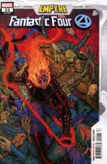 Fantastic Four Vol 6 #22 Cover A