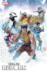 Heroes Reborn: Weapon X and Final Flight #1 Cover A