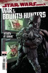 Star Wars: War of the Bounty Hunters #4 (of 5) Cover A
