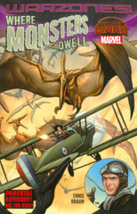 Where Monsters Dwell - Phantom Eagle Flies Savage Skies TP