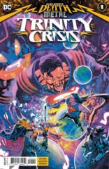 Dark Nights: Death Metal - Trinity Crisis #1 Cover A