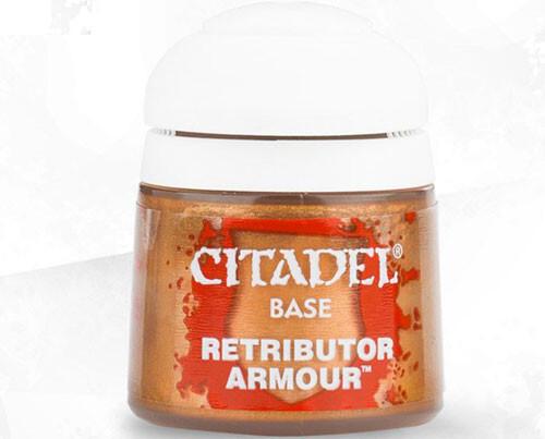 Retributor Armour