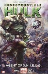 Indestructible Hulk Vol 01 - Agent Of Shield HC