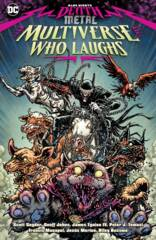 Dark Nights: Death Metal - The Multiverse Who Laughs TP