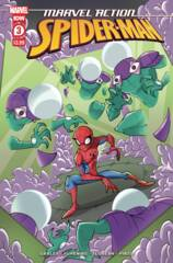 Marvel Action: Spider-Man Vol 3 #3 Cover A
