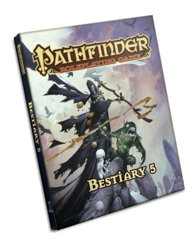 Pathfinder Rpg: Bestiary 5 Pocket Edition