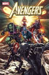 Avengers Vol 8 #30 Cover A