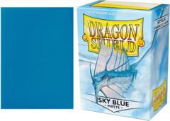 Dragon Shield Matte Standard-Size Sleeves - Sky Blue - 100ct