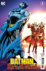 Batman vs Ra's Al Ghul #6 (of 6) Cover A