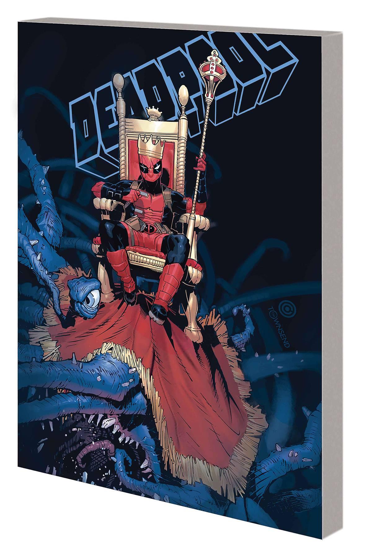 King Deadpool Vol 01 - Hail To The King TP