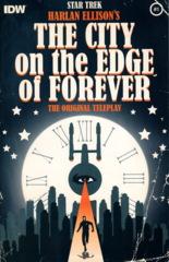 Comic Collection: Star Trek Harlan Ellisons City On The Edge Of Forever Original Teleplay #1 - #5