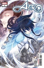 Comic Collection: Aero #1 - #12