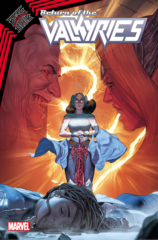 King in Black: Return of the Valkyries #4 (of 4) Cover A