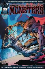 Comic Collection: American Mythology - Monsters #1 - #3