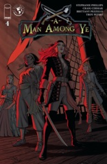 A Man Among Ye #4 Cover A