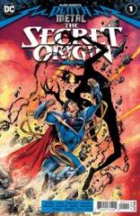 Dark Nights: Death Metal - The Secret Origin #1 Cover A