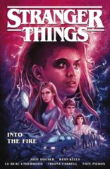 Stranger Things Vol 03 - Into the Fire TP